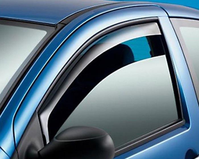 ventanilla de coche abierta